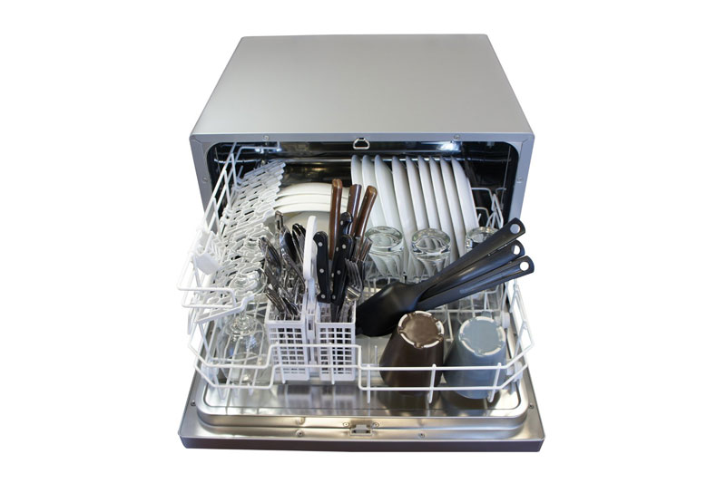 Top 10 Best Small Countertop Dishwashing Machine in 2019 Reviews