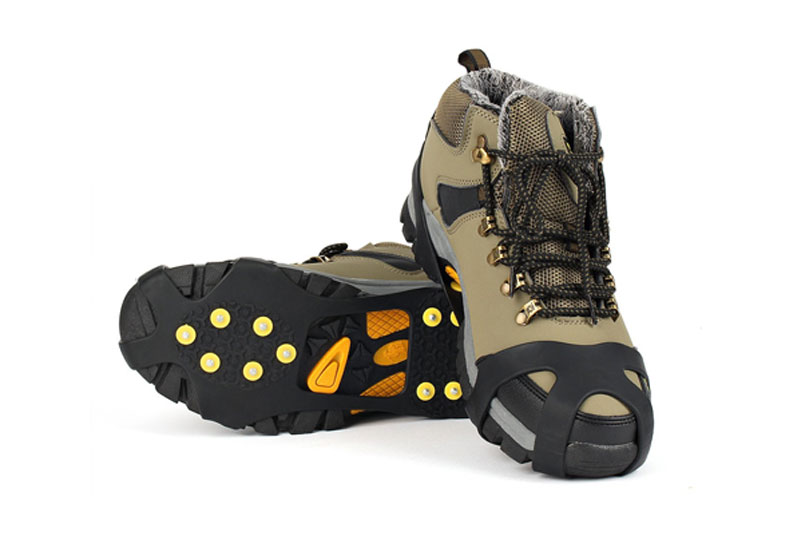 Top 10 Best Snow and Ice Cleats for Boots in 2018 Reviews