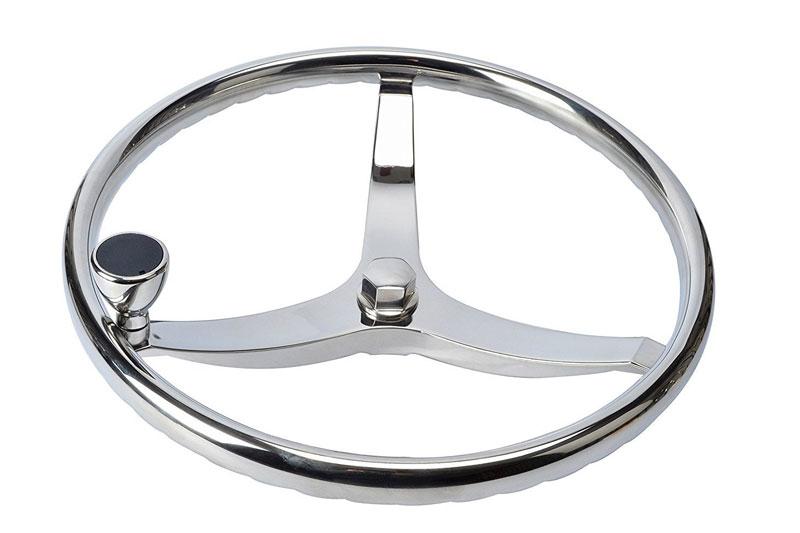 Top 10 Best Stainless Steel Boat Steering Wheel in 2019 Reviews