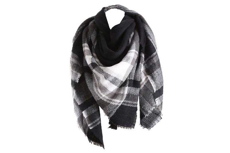 Top 10 Warmest Scarf for Women in 2018 Reviews