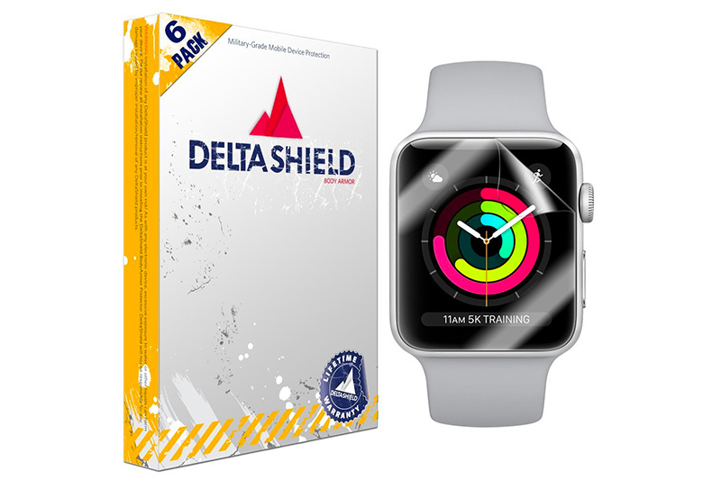 Top 10 Best Smartwatch Screen Protector of 2018 Review