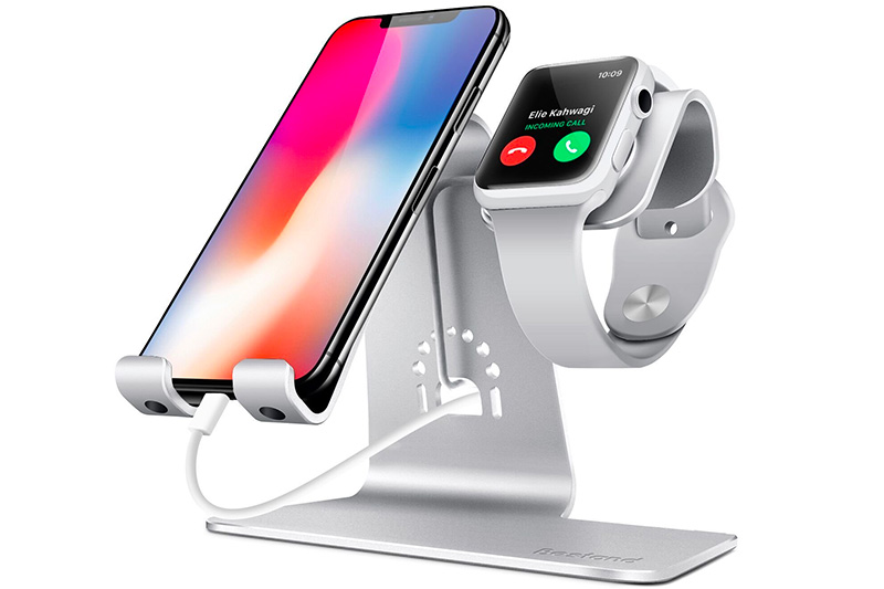 Top 10 Best iWatch and iPhone Charging Stands of 2020 Review