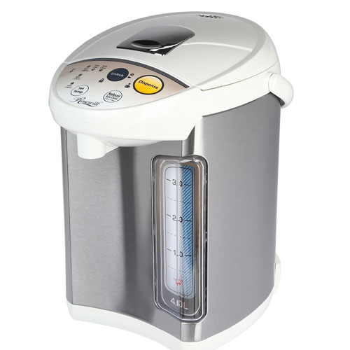 Rosewill Electric Hot Water Boiler and Warmer, Hot Water Dispenser Dual Dispense Speed, Stainless SteelRHAP-16001