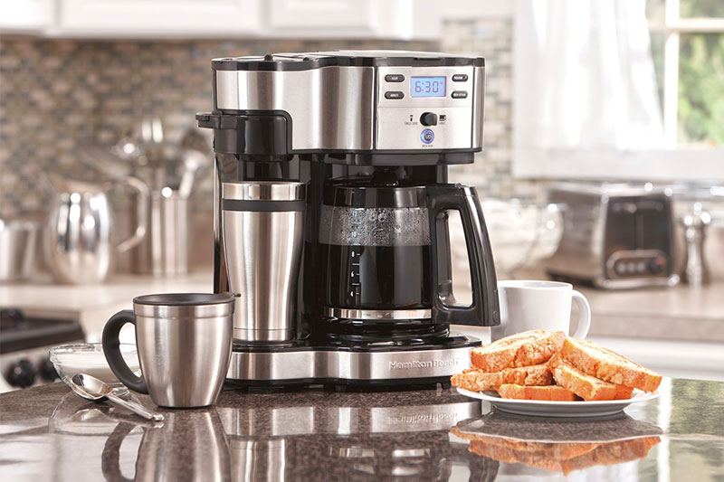 Top 10 Best Programmable Coffee Machines in 2018 Reviews