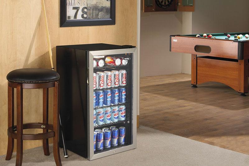 Top 10 Best Wine and Beverage Refrigerators in 2018 Reviews