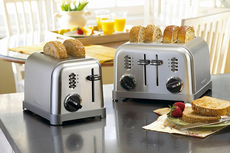 Top 10 Best 4 Slice Toasters of 2019 Review