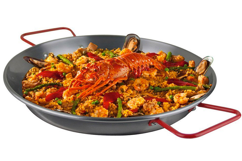 Top 10 Best Paella Pans in 2019 Reviews