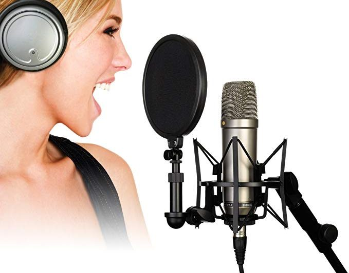Top 10 Best Vocal Studio Microphones of 2019 Review