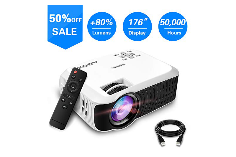Top 10 Best Budget Projectors of 2019 Reviews