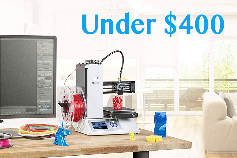 Top 10 Best 3D Printers with Heated Plate and Free Micro SD Card Under 400