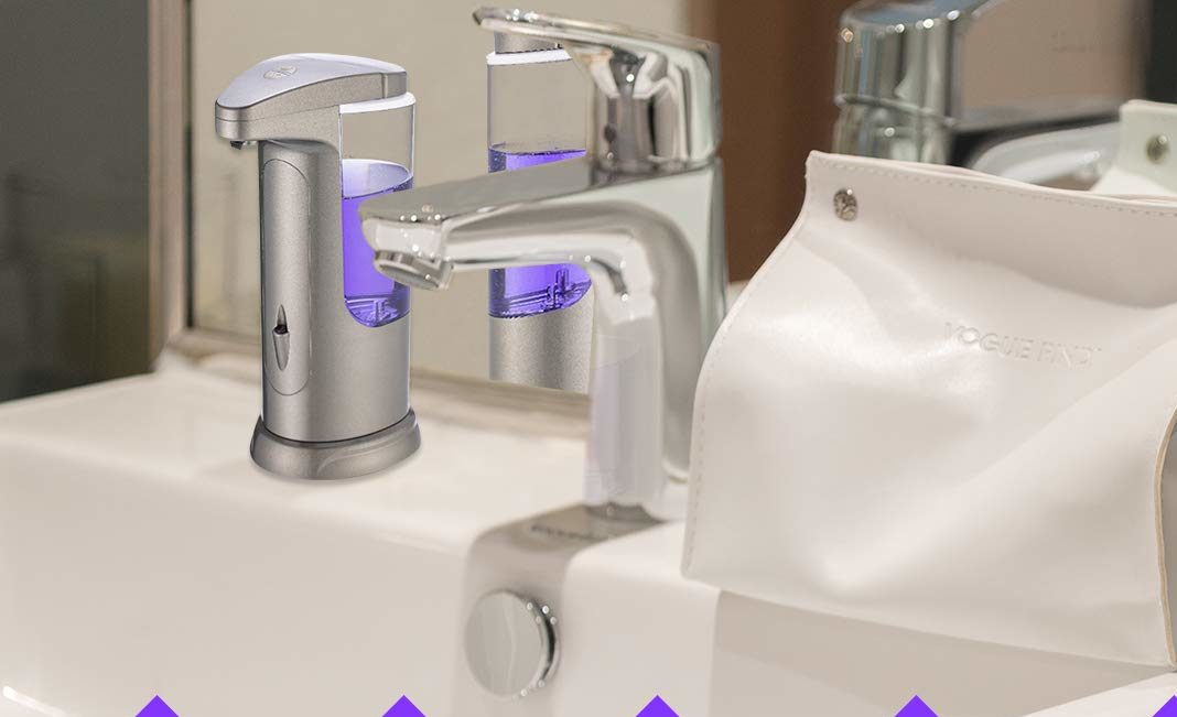 Top 10 Best Automatic Soap Dispensers in 2019