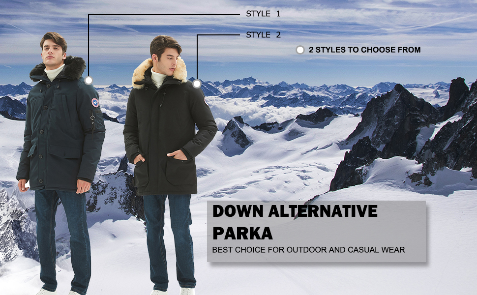 Top 10 Best Winter Jackets for Men of 2019 Review