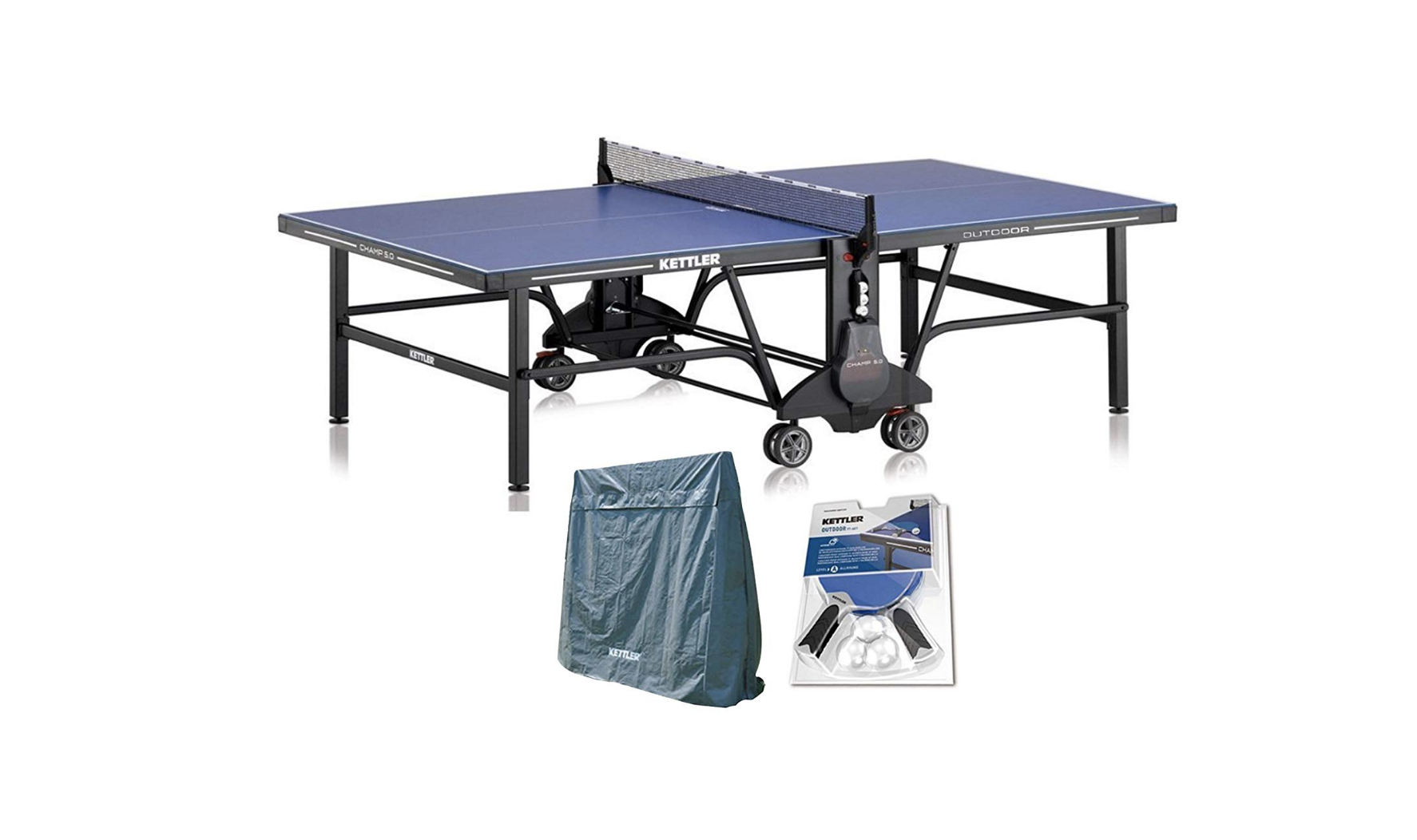 Top 10 Best Table Tennis Tables of 2020 Review