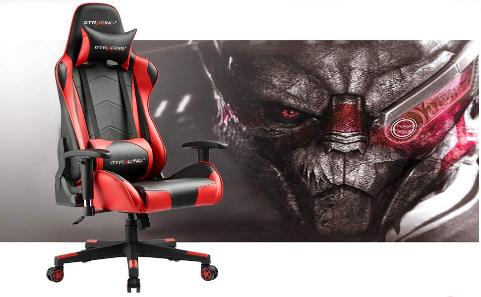 Top 10 Best Professional Gaming Chairs of 2019 Review