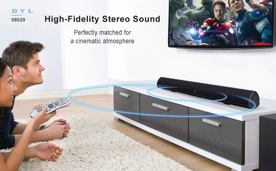 Best Wireless Bluetooth Sound Bars of 2019 Review