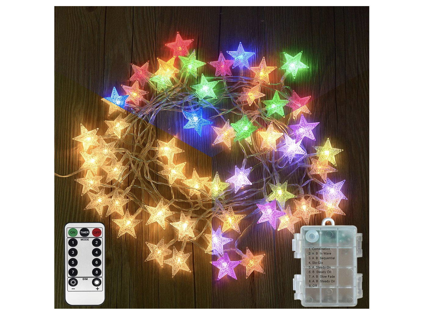 Top 10 Best Christmas Lights of 2019 Review
