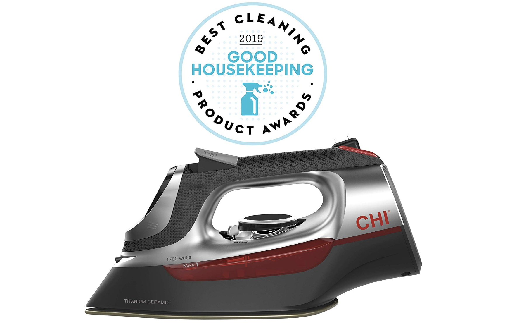 Top 10 Best Steam Irons of 2019 Review