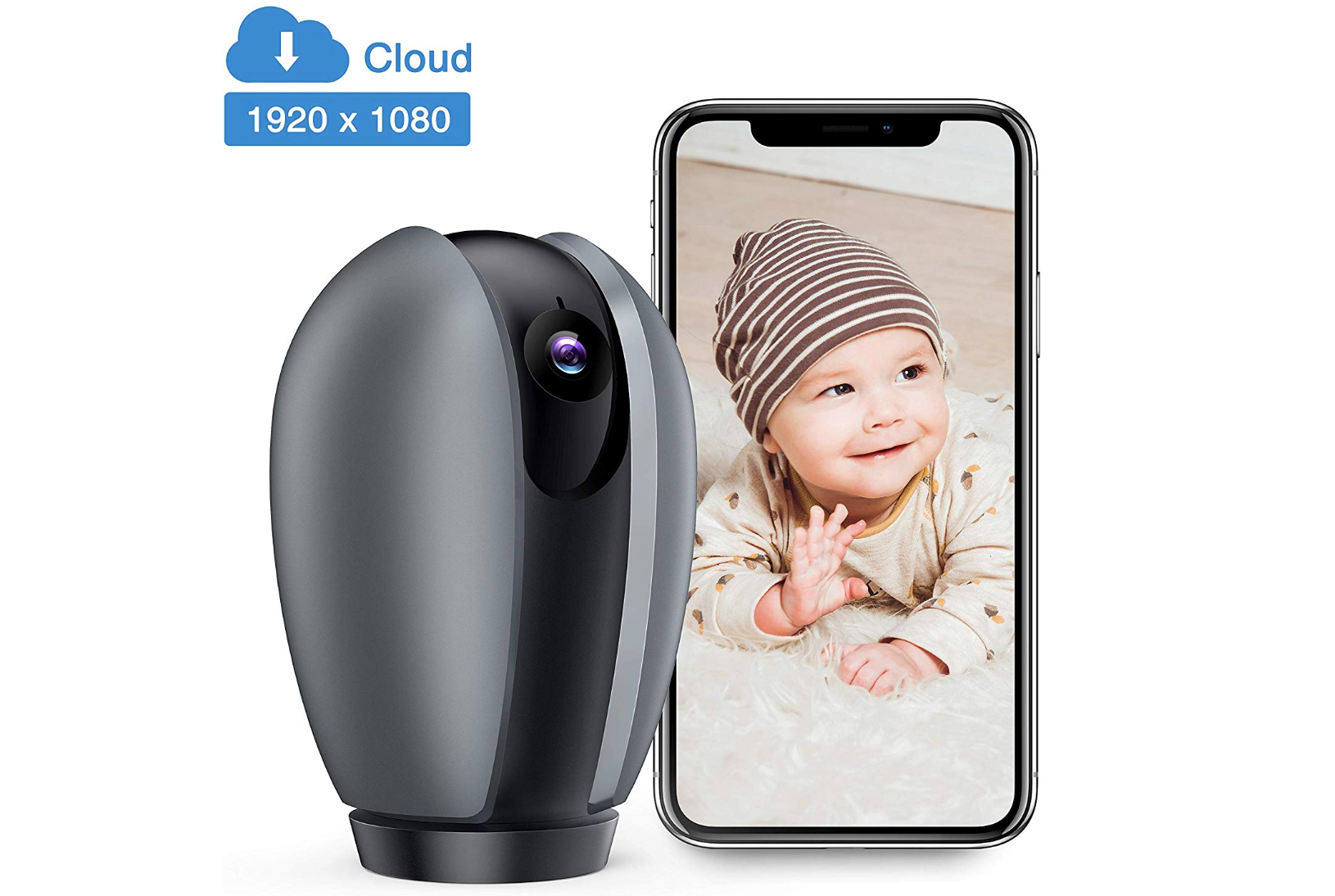 Top 10 Best Baby Monitor Cameras of 2019 Review