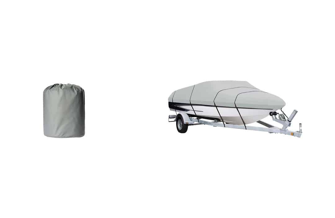 AmazonBasics Boat Cover