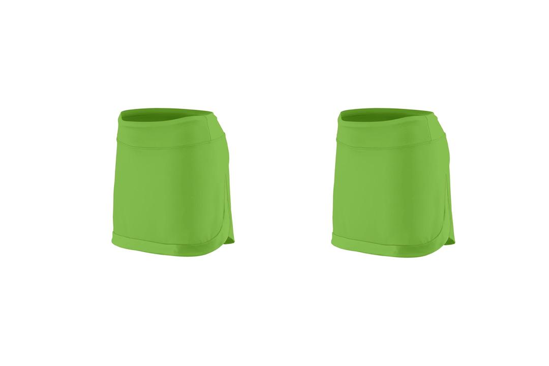 Augusta Sportswear Augusta Ladies Action Color Block Skort