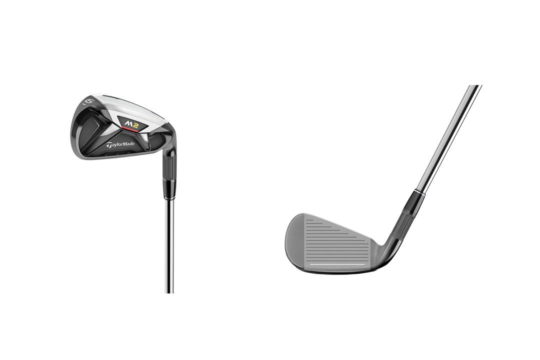 TaylorMade Men's M2 Golf Iron Set