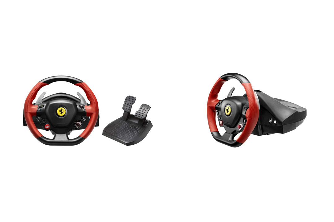 Thrustmaster Ferrari 458 Spider Racing Wheel for Xbox One Thrustmaster
