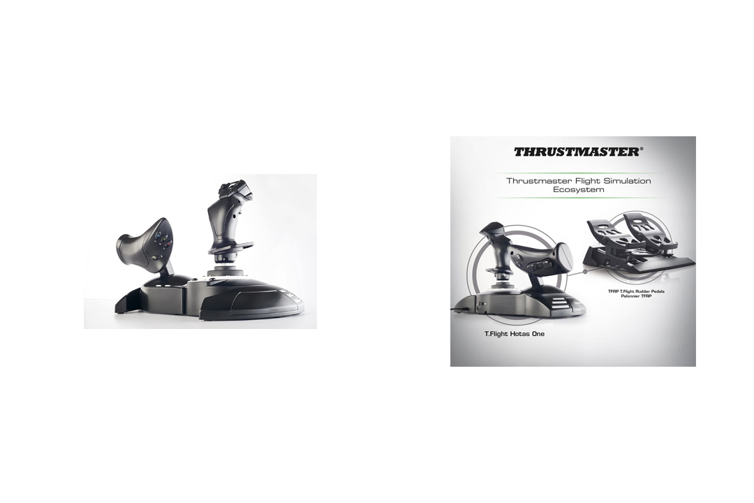 Thrustmaster VG Thrustmaster T-Flight HOTAS One - Xbox One Thrustmaster