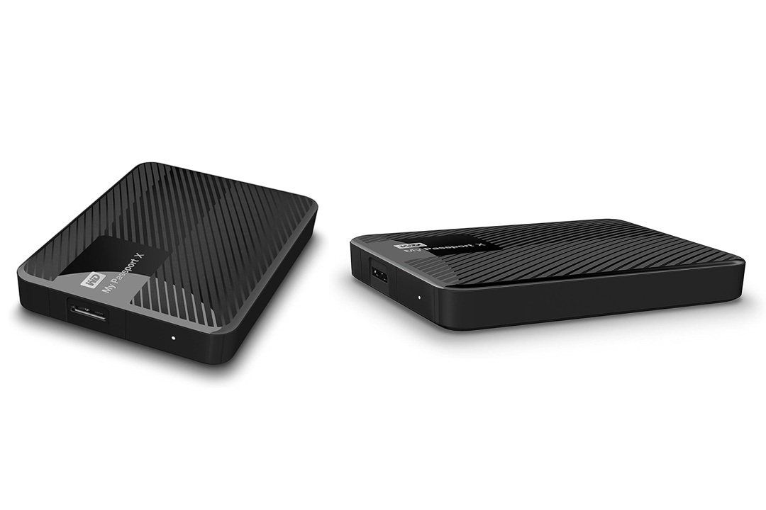 WD 2TB My Passport X for Xbox One Portable External Hard Drive