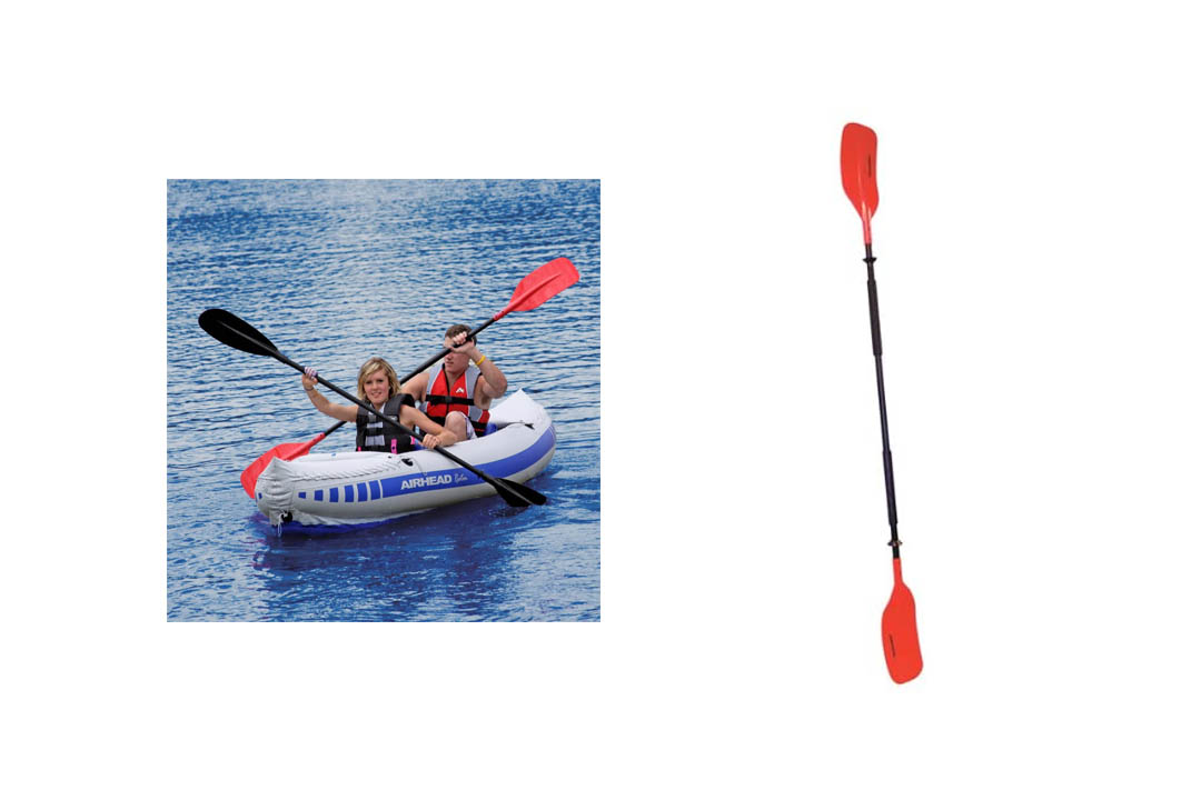 Naviskin 5 Color Available 2 Pieces Construction Kayak Paddles