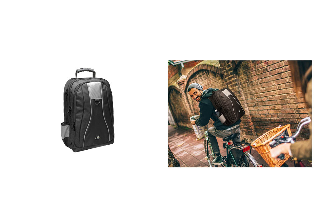 CTA Digital Universal Gaming Backpack for Xbox One