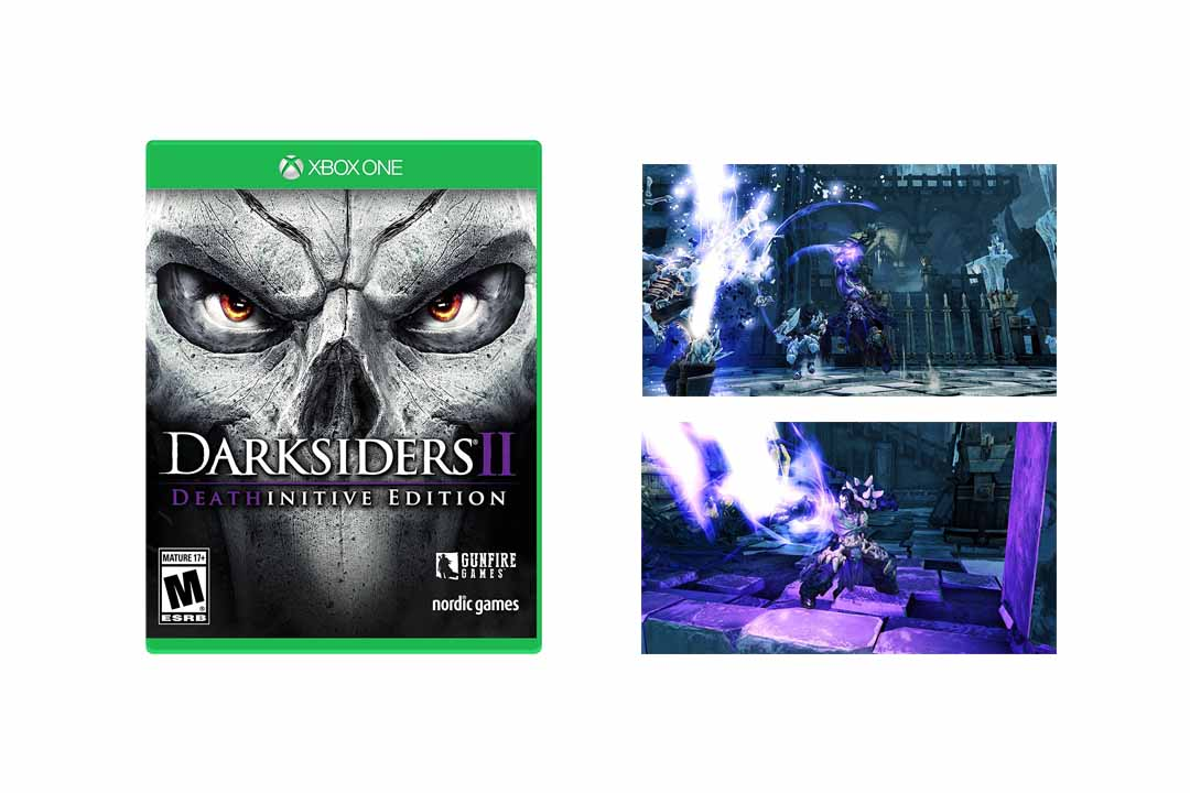Darksiders 2: Deathinitive Edition - Xbox One - Xbox One Standard Edition THQ Nordic