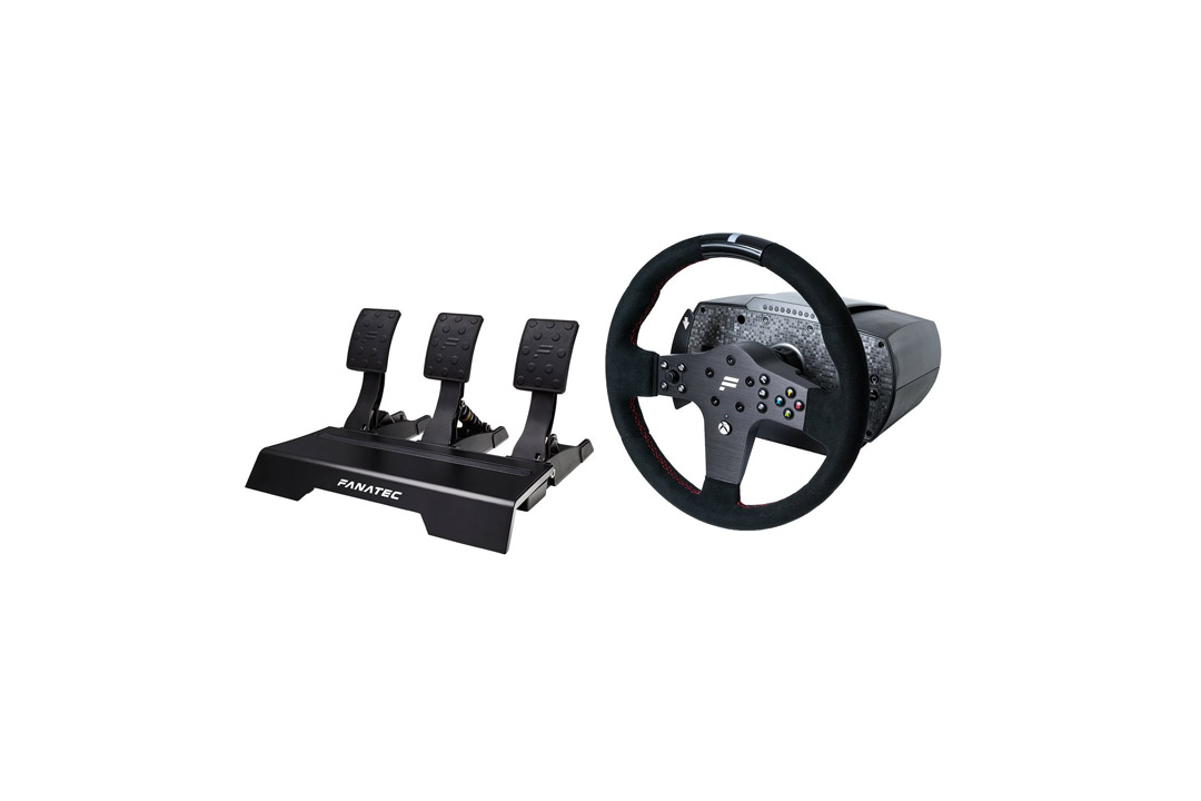 Fanatec CSL Elite Complete Bundle for Xbox One and PC Fanatec