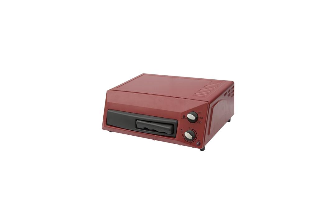 Magic Chef HQPZO13R Pizza Oven Red,