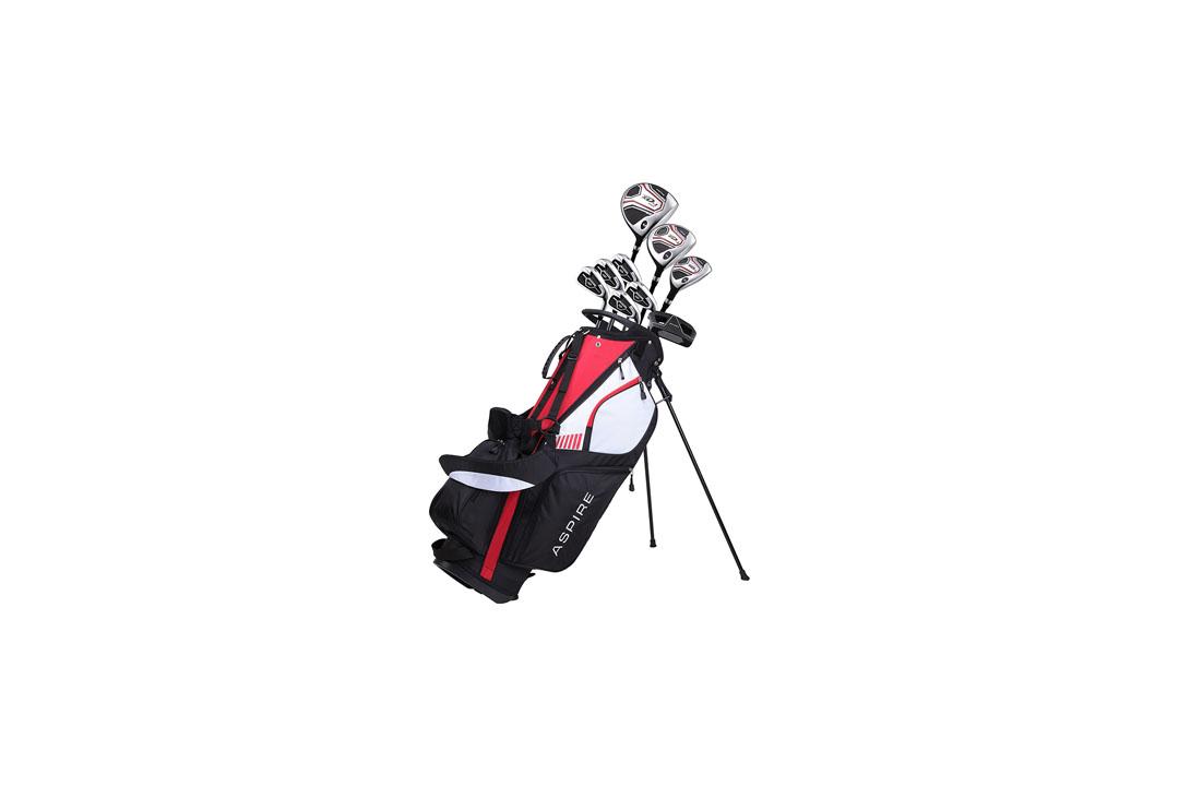 Premium Men's Senior Complete Golf Club Set Right Handed