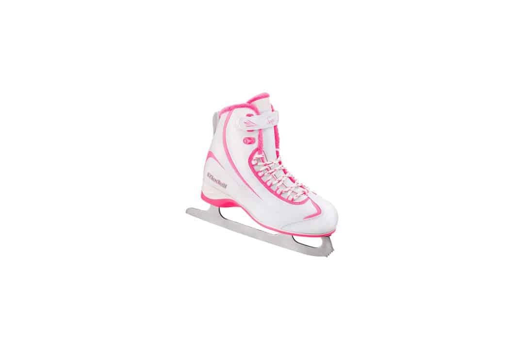 Riedell Skates - 615 Soar Jr - Youth Soft Beginner Figure Ice Skates