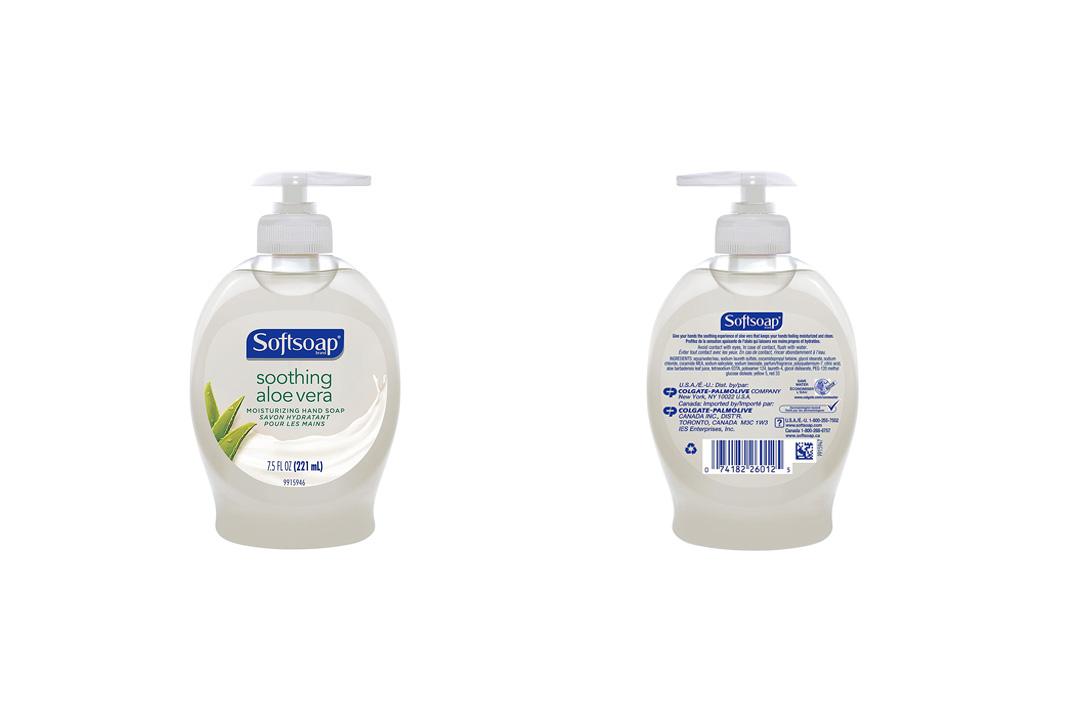 Softsoap Liquid Hand Soap, Moisturizing with Aloe - 7.50 fluid ounce