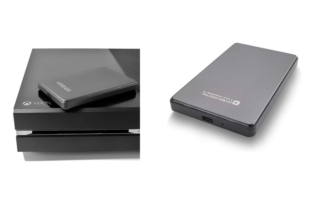 U32 Shadow 1TB USB 3.0 External Hard Drive for Xbox One / X / S