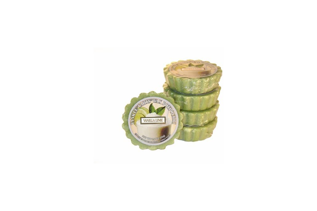 Yankee Candle Company Vanilla Lime