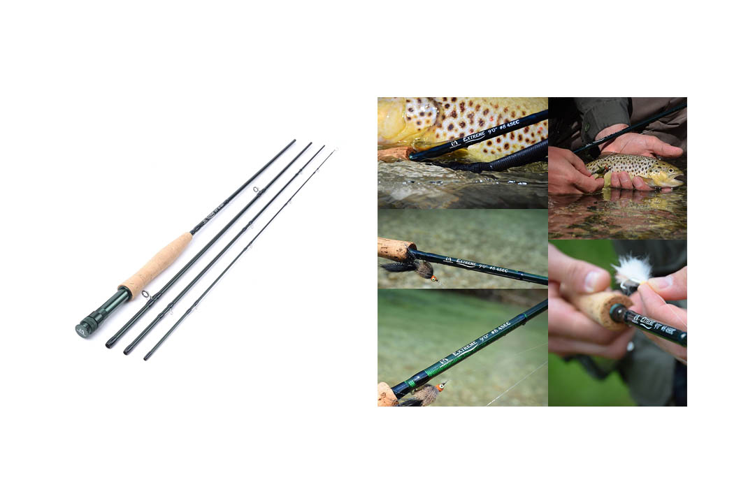 Maxcatch Explorer Graphite Fly Fishing Rod