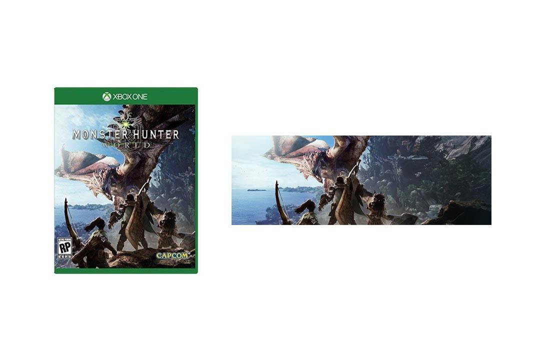 Monster Hunter World - Xbox One Capcom