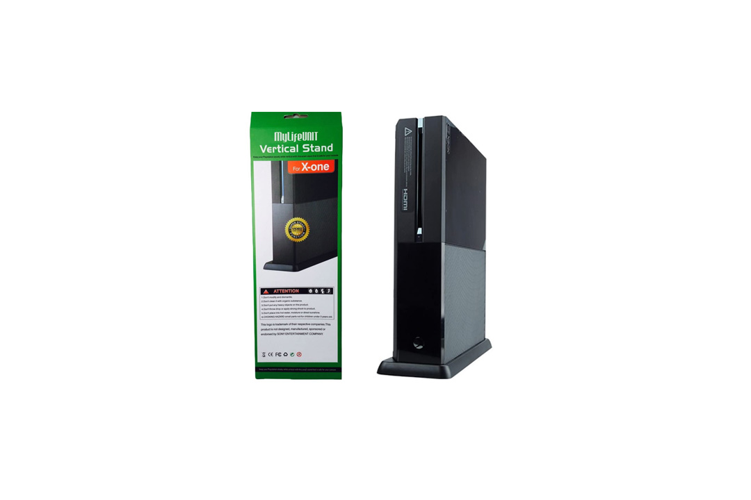 MyLifeUNIT XBOX ONE Vertical Stand, Simplicity Cooling XBOX ONE Stand MyLifeUNIT