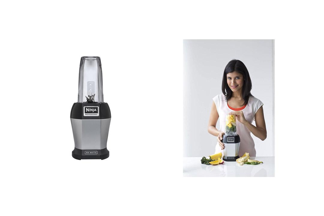 Nutri Ninja Pro Blender, Silver (BL456)