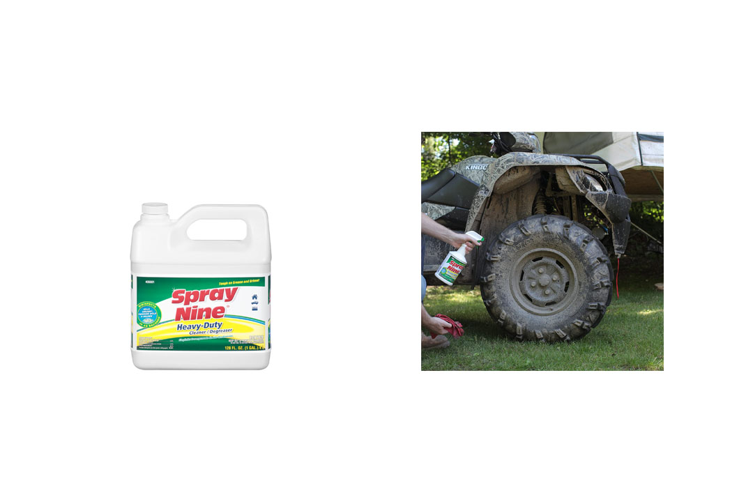 Spray Nine 26801 Heavy Duty Cleaner/Degreaser and Disinfectant - 1 Gallon