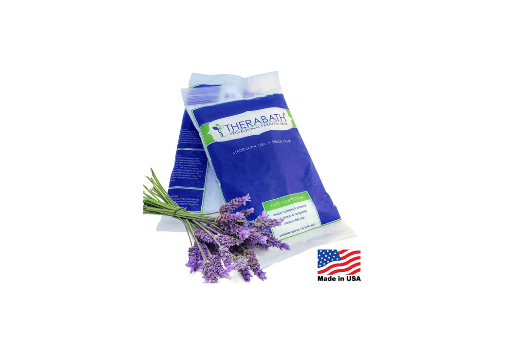 Therabath Paraffin Wax Refill Arthritis Pain and Stiff Muscles (Lavender Harmony)