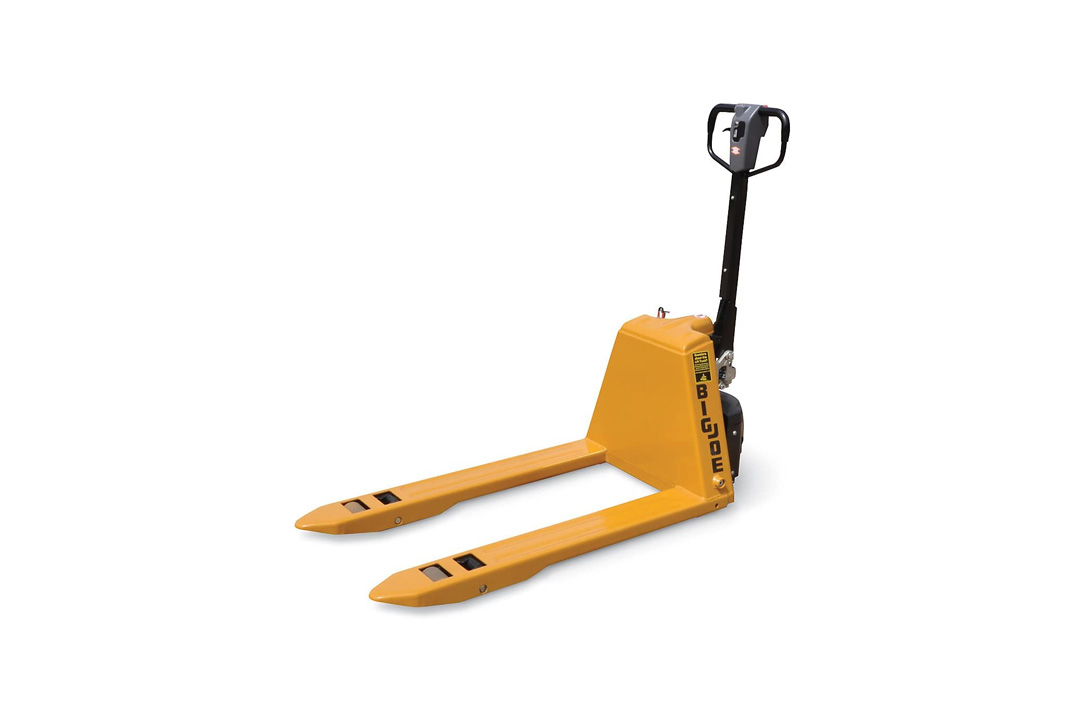 Big Joe Semi-Electric Pallet Truck