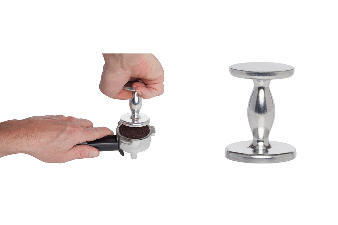 HIC Dual-Sided Espresso Tamper
