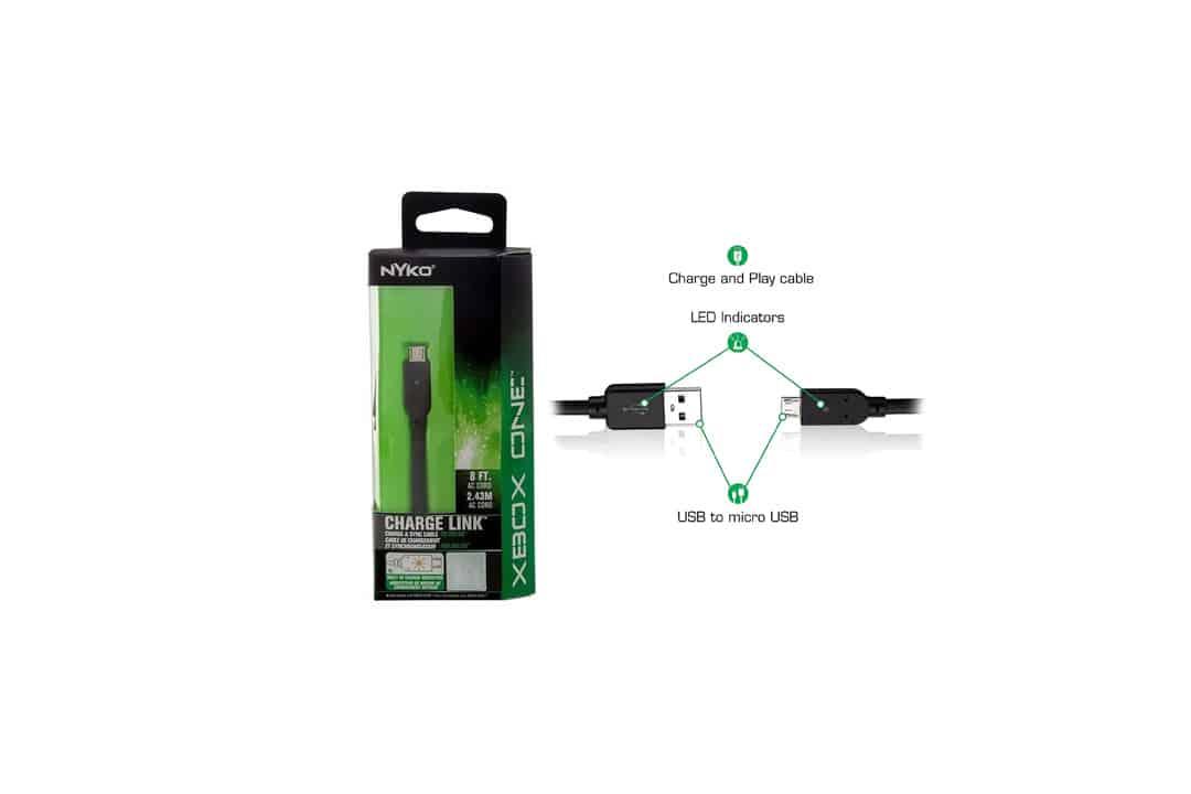 Nyko Charge Link - Xbox One Nyko