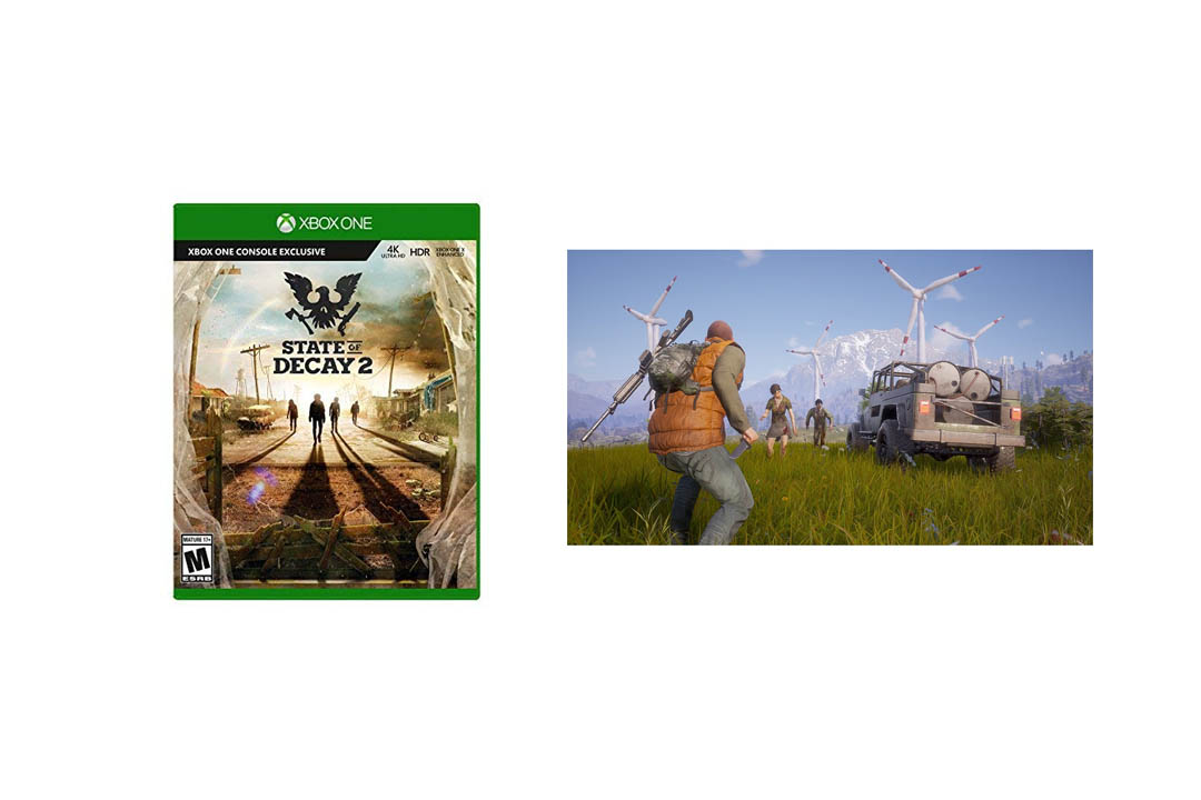 State of Decay 2 - Xbox One Microsoft