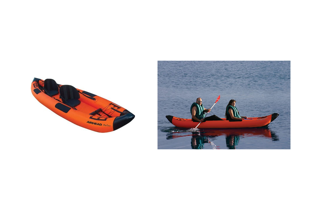 AIRHEAD AHTK-2 Montana Performance 2 Person Kayak