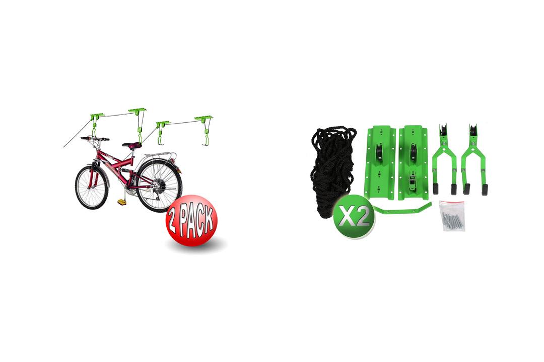 Bike Lane Products Bike Lane Bicycle Storage Lift Bike Hoist